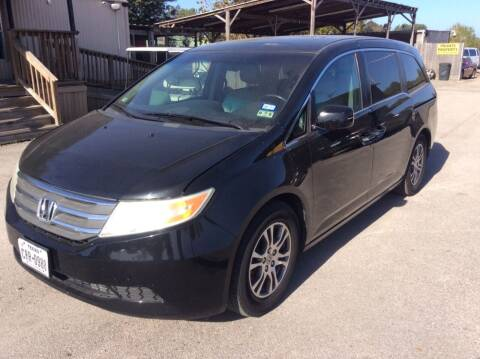 2011 Honda Odyssey for sale at OASIS PARK & SELL in Spring TX
