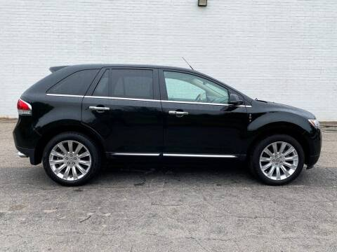 2014 Lincoln MKX for sale at Smart Chevrolet in Madison NC