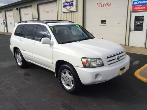 2007 Toyota Highlander for sale at TRI-STATE AUTO OUTLET CORP in Hokah MN