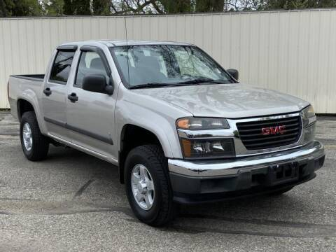 2007 GMC Canyon for sale at Miller Auto Sales in Saint Louis MI