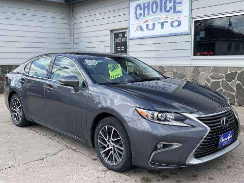 2017 Lexus ES 350 for sale at Choice Auto in Carroll IA