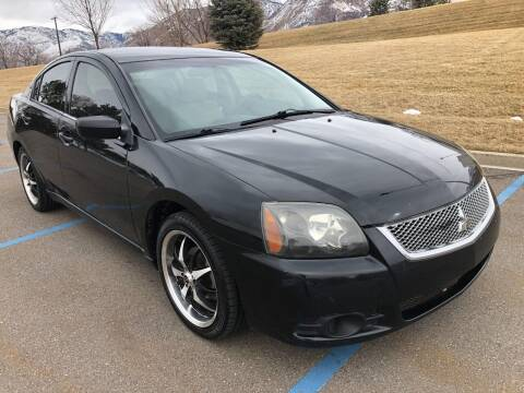 2011 Mitsubishi Galant for sale at DRIVE N BUY AUTO SALES in Ogden UT