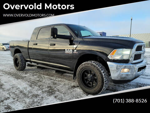 2013 RAM Ram Pickup 3500 for sale at Overvold Motors in Detriot Lakes MN