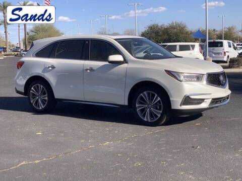 2017 Acura MDX for sale at Sands Chevrolet in Surprise AZ