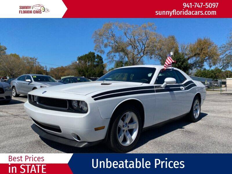 2010 Dodge Challenger for sale at Sunny Florida Cars in Bradenton FL
