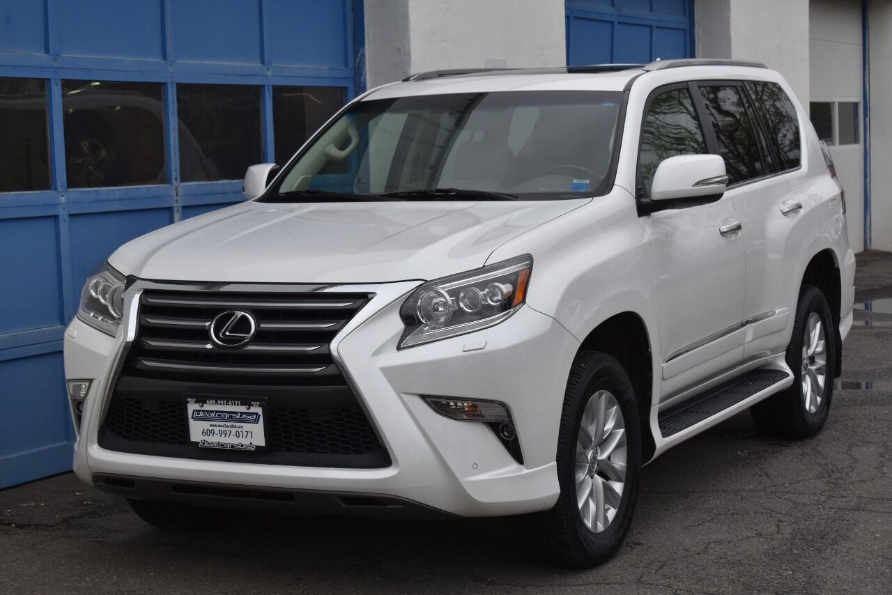 2014 Lexus GX 460 Base AWD 4dr SUV full