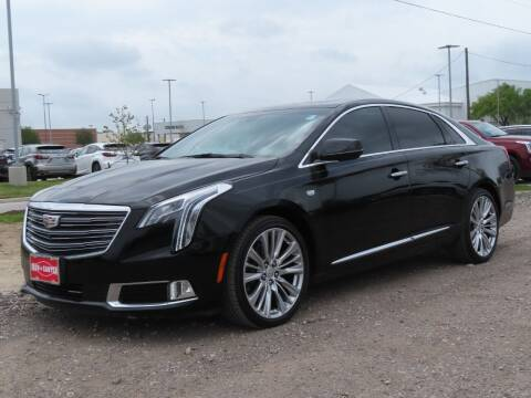 2018 Cadillac XTS for sale at Ron Carter  Clear Lake Used Cars in Houston TX