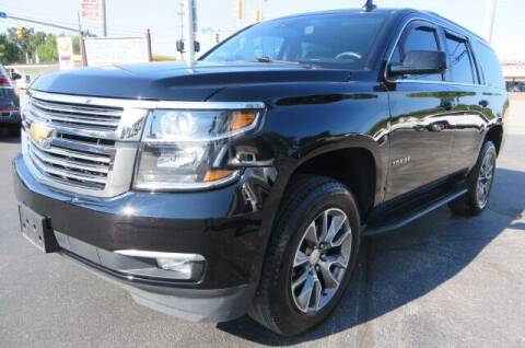 2016 Chevrolet Tahoe for sale at Eddie Auto Brokers in Willowick OH
