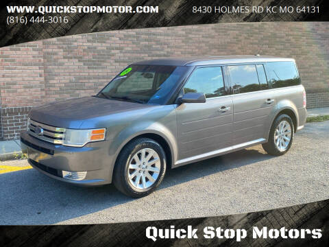 2009 Ford Flex for sale at Quick Stop Motors in Kansas City MO
