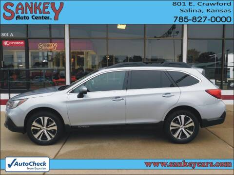 2019 Subaru Outback for sale at Sankey Auto Center, Inc in Salina KS