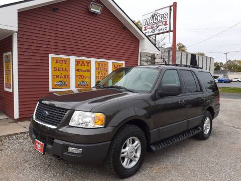 2006 Ford Expedition for sale at Mack's Autoworld in Toledo OH