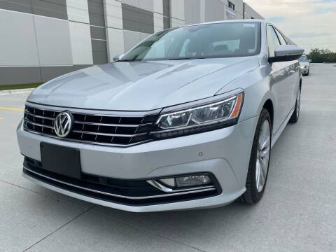 2016 Volkswagen Passat for sale at Quality Auto Sales And Service Inc in Westchester IL
