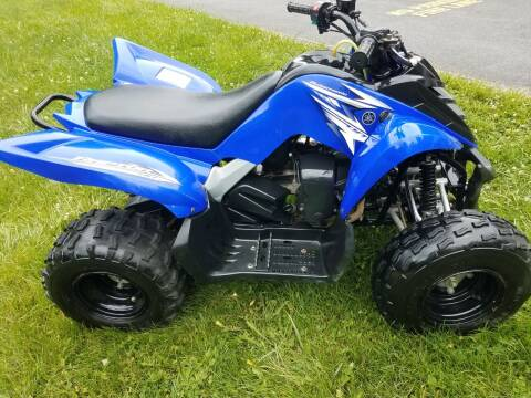 2009 Yamaha Raptor for sale at WILKINS MOTORSPORTS in Brewster NY