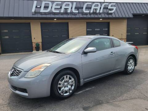 2009 Nissan Altima for sale at I-Deal Cars in Harrisburg PA