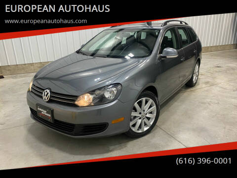2012 Volkswagen Jetta for sale at EUROPEAN AUTOHAUS in Holland MI