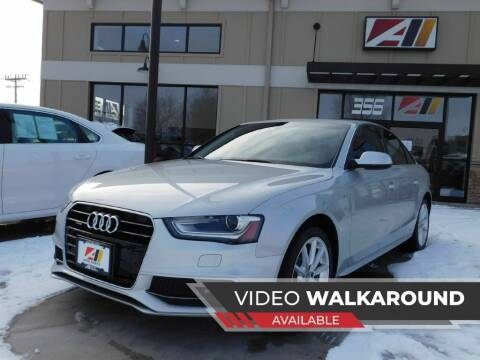 2014 Audi A4 for sale at Auto Assets in Powell OH
