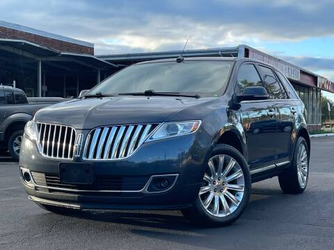 2015 Lincoln MKX for sale at MAGIC AUTO SALES in Little Ferry NJ