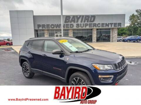 2020 Jeep Compass for sale at Bayird Truck Center in Paragould AR
