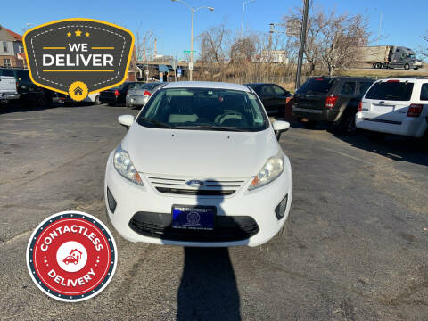 2013 Ford Fiesta for sale at E H Motors LLC in Milwaukee WI