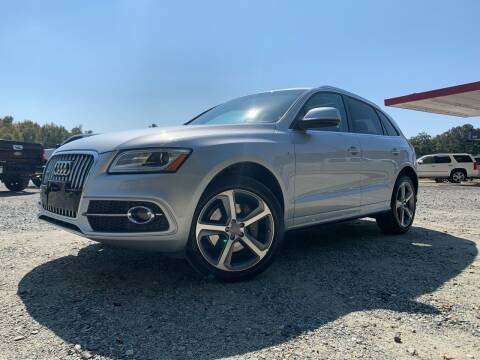 2014 Audi Q5 for sale at Charlie's Used Cars in Thomasville NC
