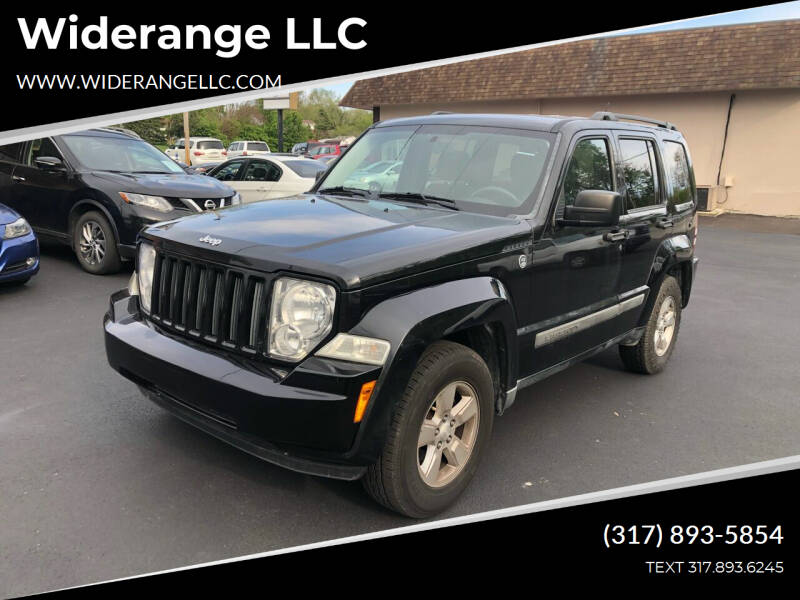 2012 Jeep Liberty for sale at Widerange LLC in Greenwood IN