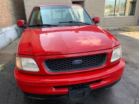1998 Ford F-150 for sale at Alpha Motors in Chicago IL