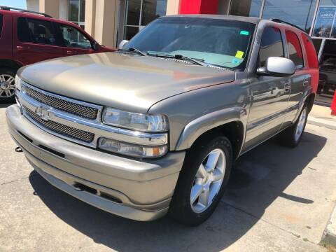 2000 Chevrolet Tahoe for sale at Thumbs Up Motors in Warner Robins GA