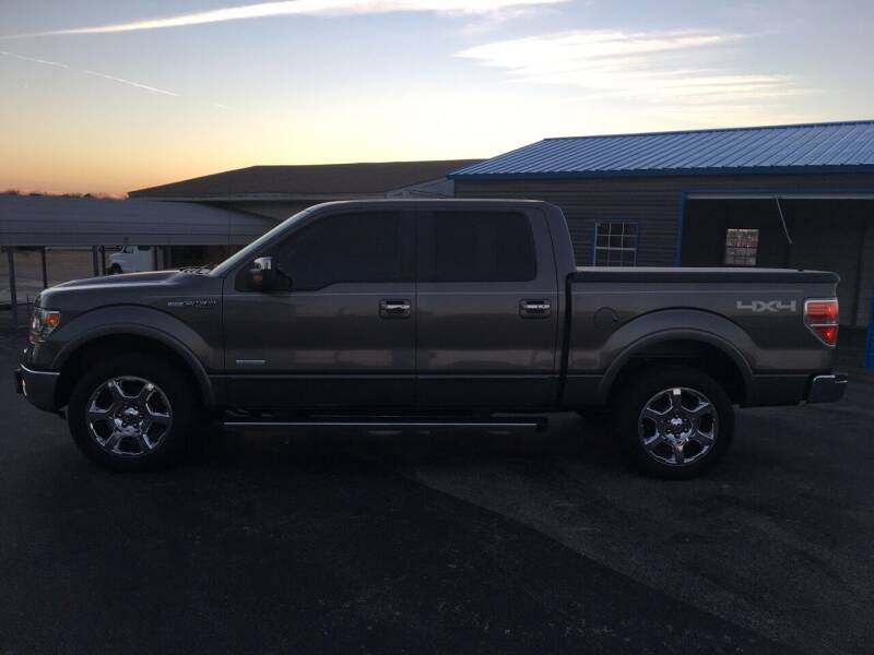 2014 Ford F-150 for sale at Village Motors in Sullivan MO