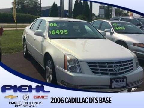 2006 Cadillac DTS for sale at Piehl Motors - PIEHL Chevrolet Buick Cadillac in Princeton IL