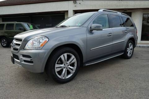 2011 Mercedes-Benz GL-Class for sale at PA Motorcars in Conshohocken PA