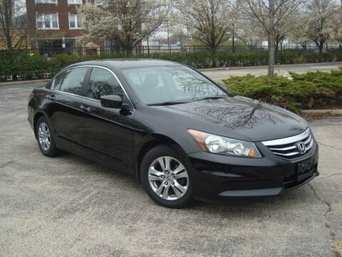 2011 Honda Accord for sale at Tempo Auto of Chicago in Chicago IL