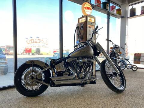 1999 Harley Davidson Fat Boy for sale at N Motion Sales LLC in Odessa MO