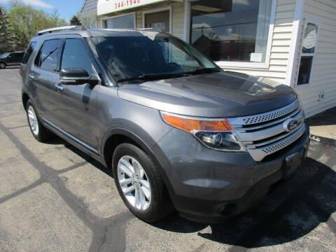 2013 Ford Explorer for sale at U C AUTO in Urbana IL