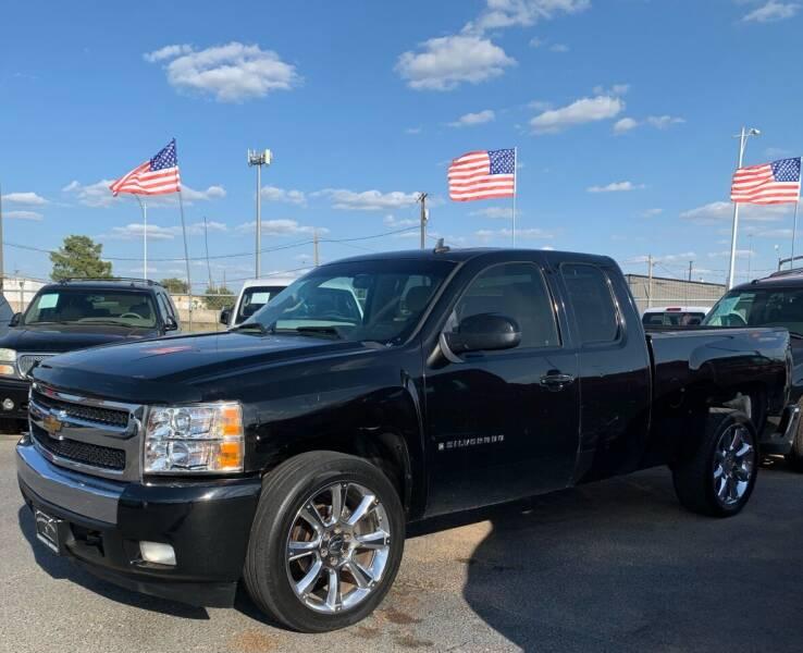 2008 Chevrolet Silverado 1500 for sale at Chaparral Motors in Lubbock TX