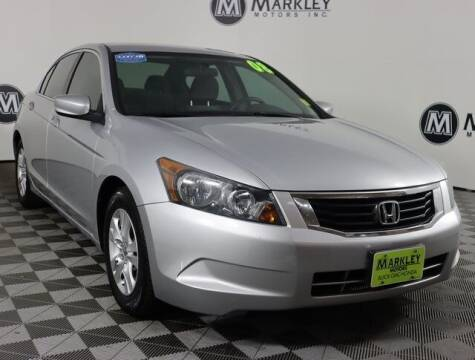 2008 Honda Accord for sale at Markley Motors in Fort Collins CO