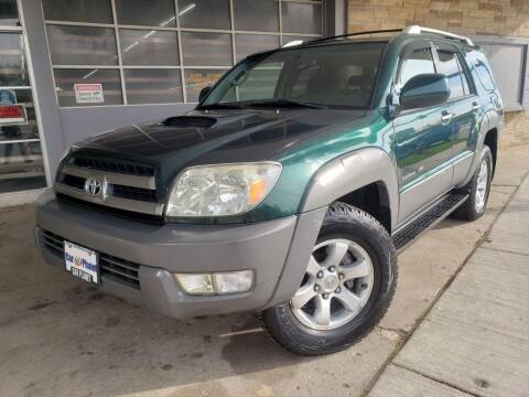 2003 Toyota 4Runner for sale at Car Planet Inc. in Milwaukee WI