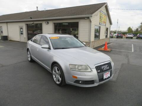 2008 Audi A6 for sale at Tri-County Pre-Owned Superstore in Reynoldsburg OH