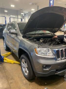 2012 Jeep Grand Cherokee for sale at The Car Guy powered by Landers CDJR in Little Rock AR