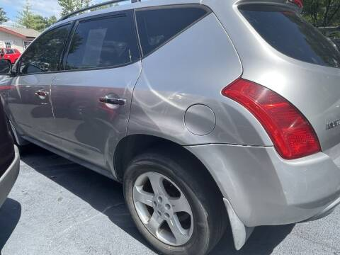2005 Nissan Murano for sale at Indy Motorsports in Saint Charles MO