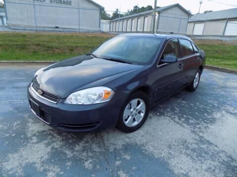 2008 Chevrolet Impala for sale at S.S. Motors LLC in Dallas GA