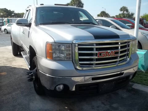 2010 GMC Sierra 3500HD for sale at PJ's Auto World Inc in Clearwater FL