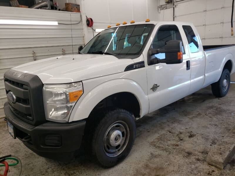 2013 Ford F-250 Super Duty for sale at Jem Auto Sales in Anoka MN
