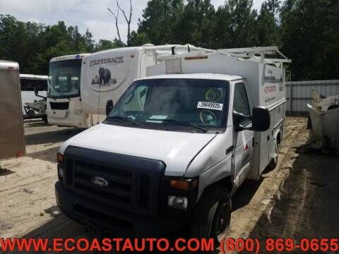 2013 Ford E-Series Chassis for sale at East Coast Auto Source Inc. in Bedford VA