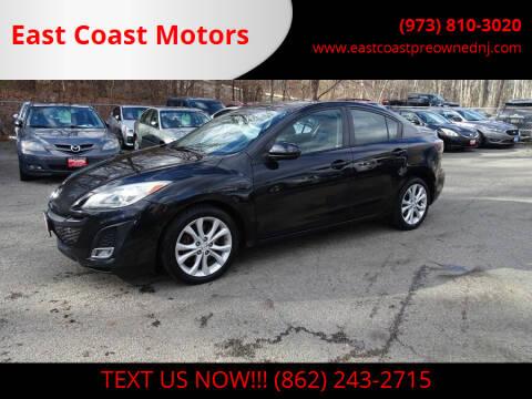 2011 Mazda MAZDA3 for sale at East Coast Motors in Lake Hopatcong NJ