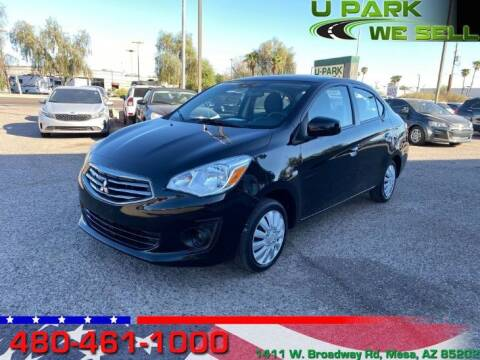 2017 Mitsubishi Mirage G4 for sale at UPARK WE SELL AZ in Mesa AZ