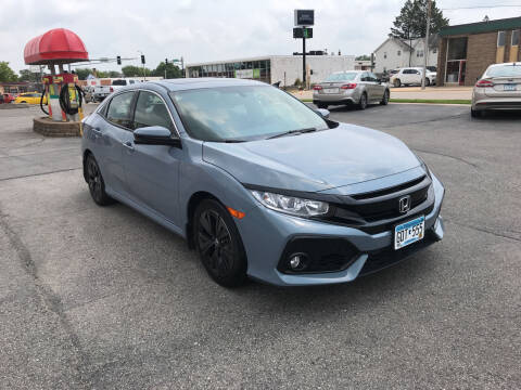 2017 Honda Civic for sale at Carney Auto Sales in Austin MN