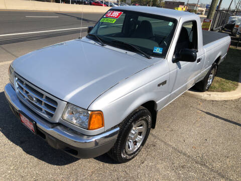 2001 Ford Ranger for sale at STATE AUTO SALES in Lodi NJ