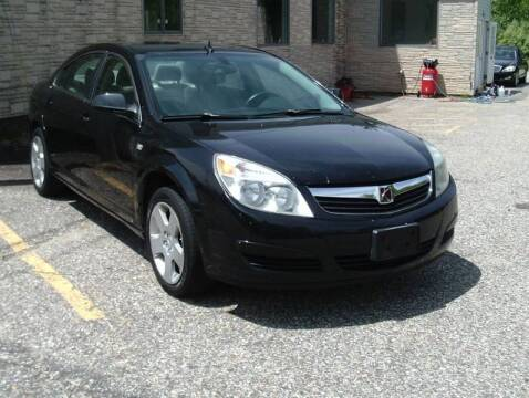 2009 Saturn Aura for sale at Cars R Us Of Kingston in Kingston NH