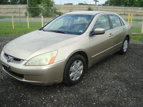 2004 Honda Accord for sale at Branch Avenue Auto Auction in Clinton MD