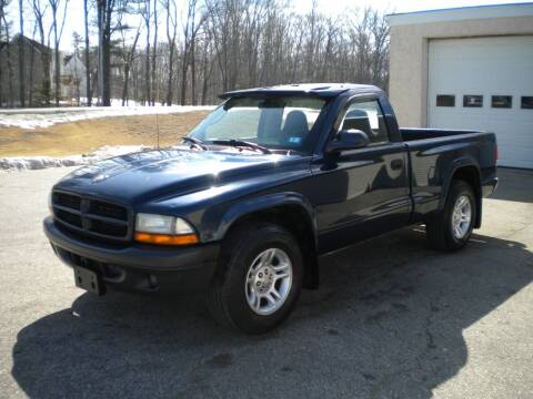 2003 Dodge Dakota for sale at Route 111 Auto Sales in Hampstead NH
